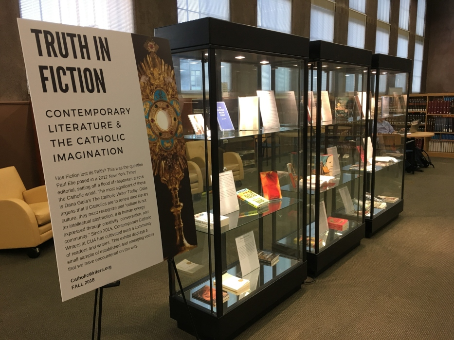 CCW Mullen Library Exhibit